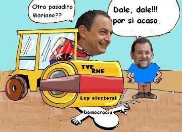 BALANCE DE LAS ELECCIONES DEL 9 DE MARZO.