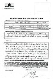 LOS VERDES DENUNCIAN QUE  EL AYUNTAMIENTO OCULTA INFORMACIÓN PUBLICA.