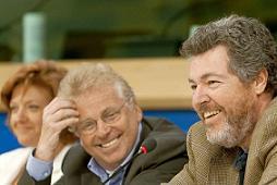 URALDE PONE EN MARCHA SU PARTIDO VERDE 'BENDECIDO' POR LOS ECOLOGISTAS DE LA UE