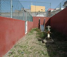 EL PARTIDO VERDE DENUNCIA EL ABANDONO Y SUCIEDAD DEL PARQUE INFANTIL DE PUEBLO NUEVO